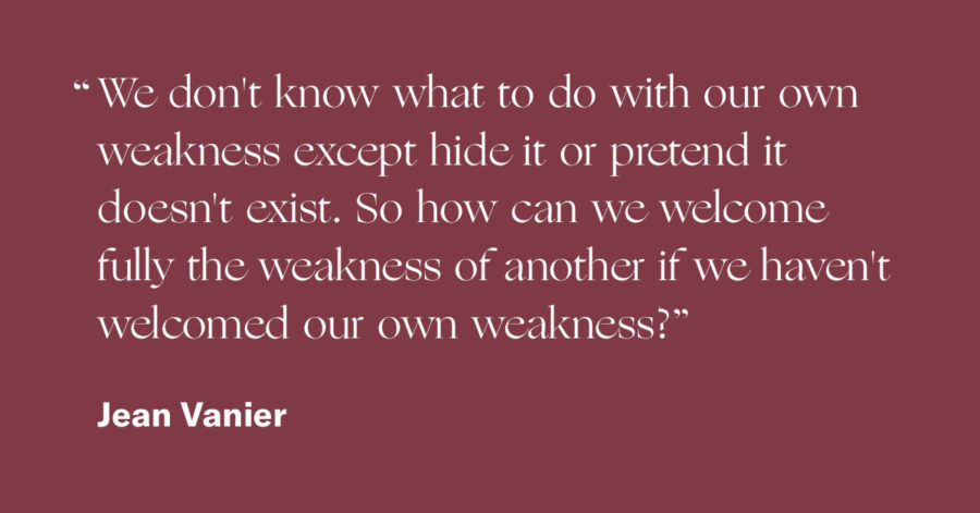 Jean Vanier The Wisdom Of Tenderness The On Being Project