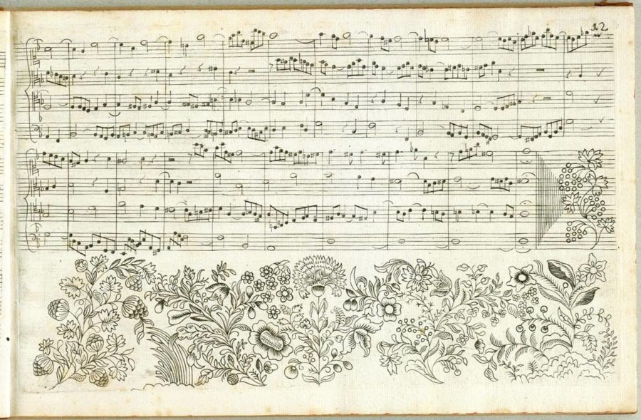 The Story Behind Bach's Monumental Chaconne - The On Being