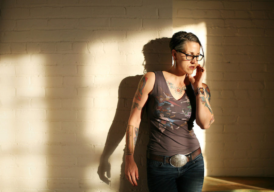 Nadia Bolz-Weber — Seeing the Underside and Seeing God