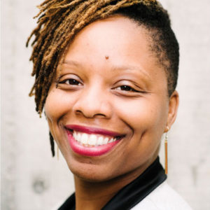 Image of Patrisse Cullors
