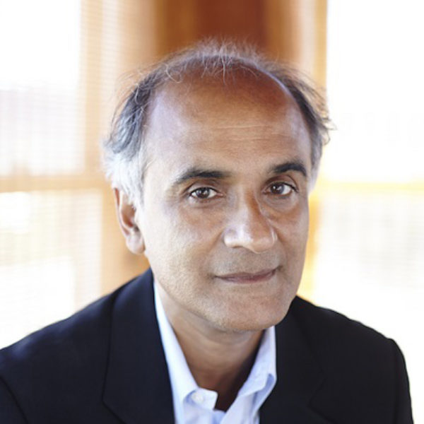 Image of Pico Iyer