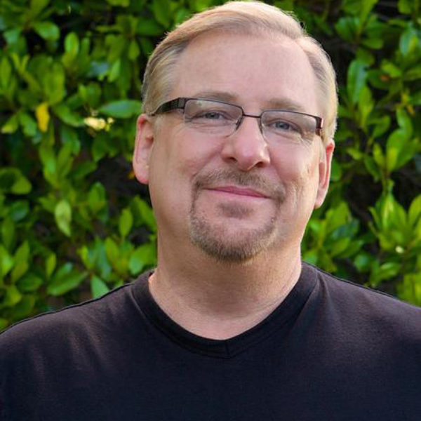 Image of Rick Warren