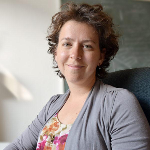 Image of Danielle van de Kemenade