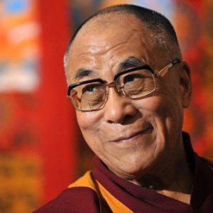 Image of His Holiness The 14th Dalai Lama of Tibet
