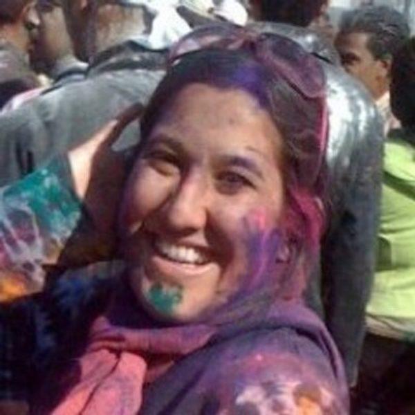 Kavita Das's photo.