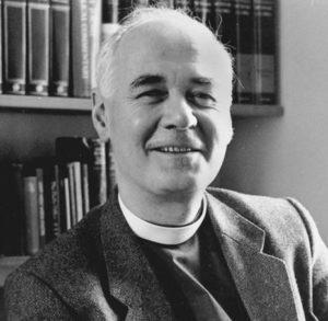 Image of John Polkinghorne