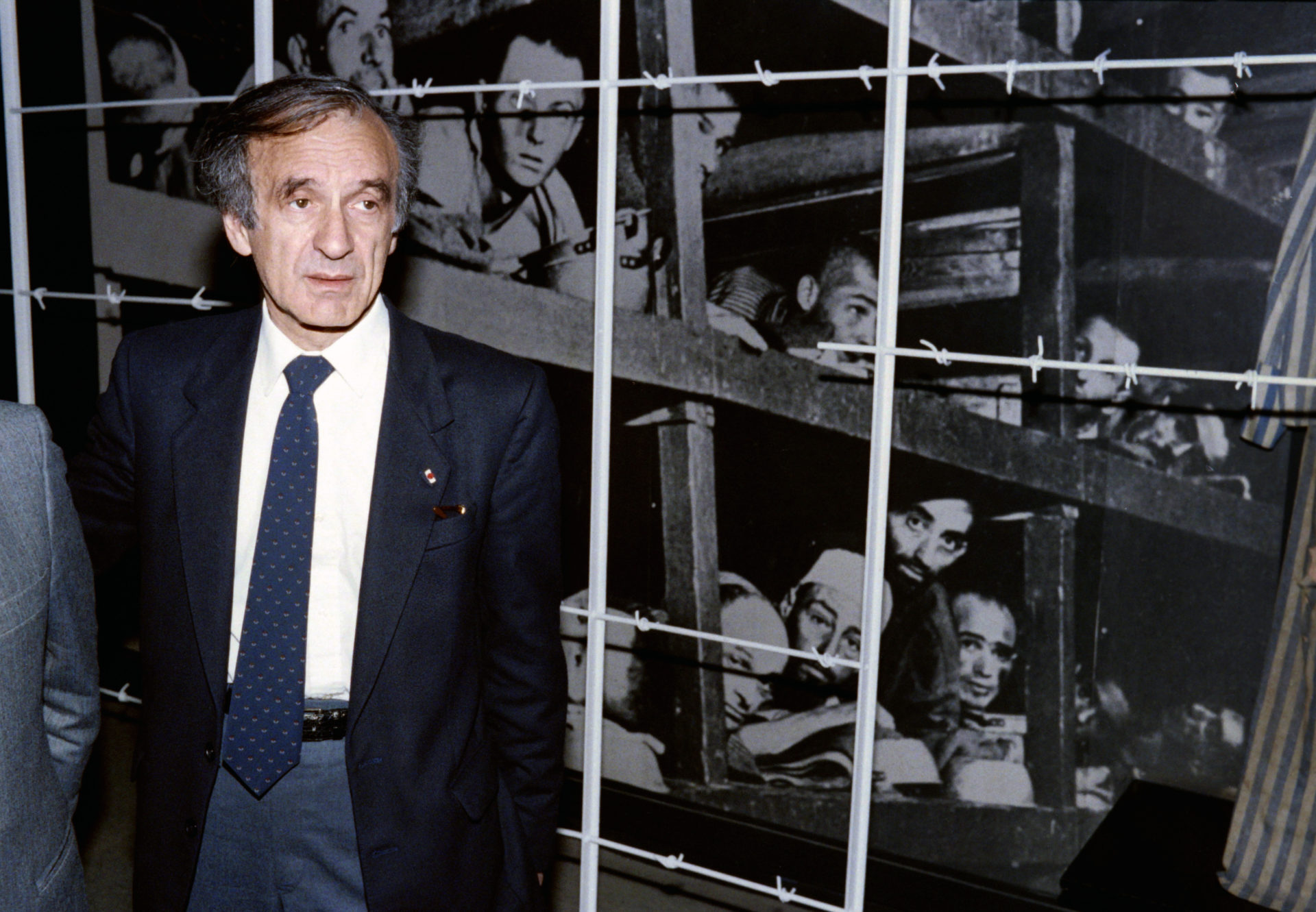 Elie Wiesel The Tragedy Of The Believer The On Being Project