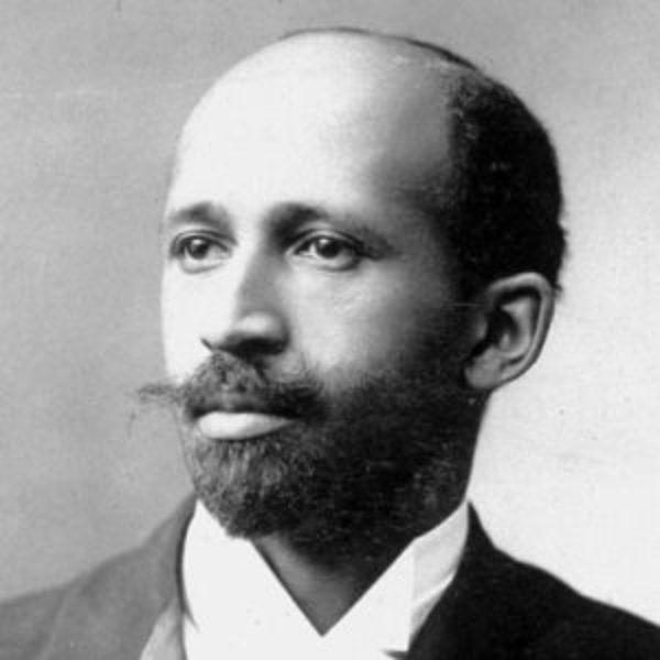 W.E.B. Du Bois's photo.