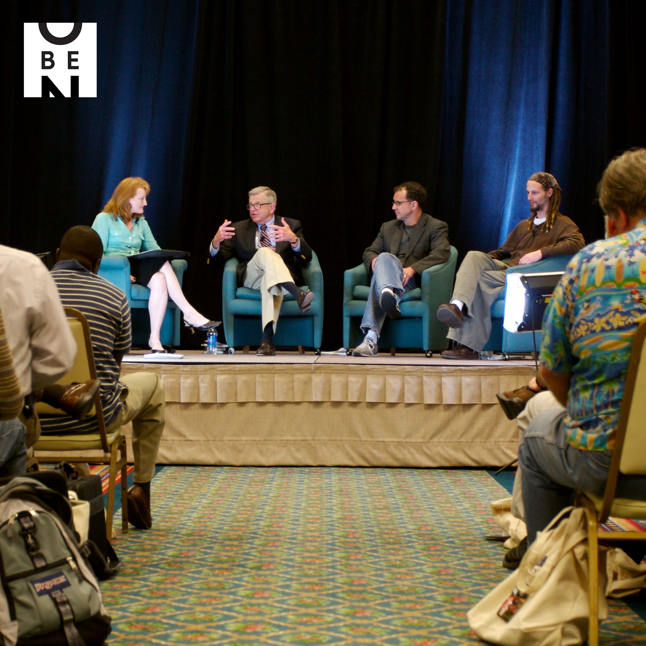 Chuck Colson, Greg Boyd, and Shane Claiborne  — How to Be a Christian Citizen: Three Evangelicals Debate