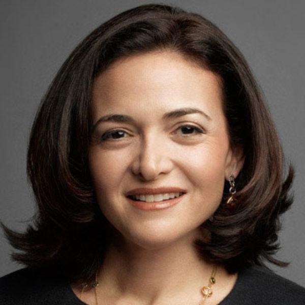Image of Sheryl Sandberg