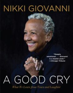 Cover of A Good Cry: What We Learn from Tears and Laughter