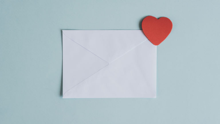 Image result for you have mail love