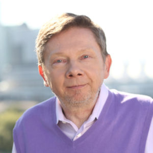 Image of Eckhart Tolle