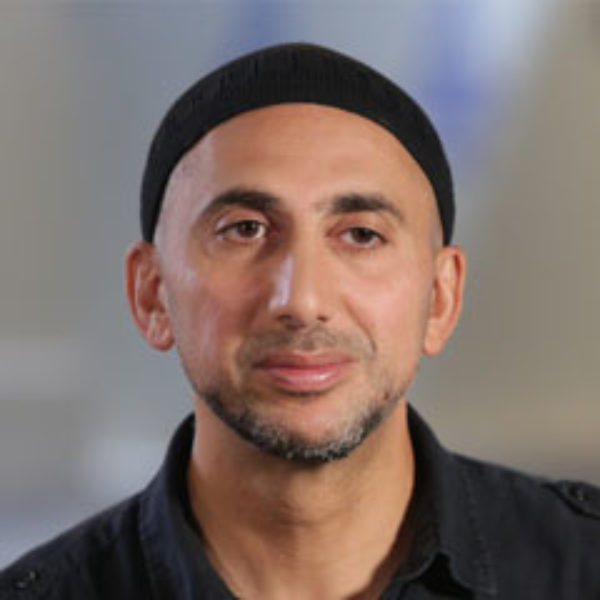 Image of Rami Nashashibi
