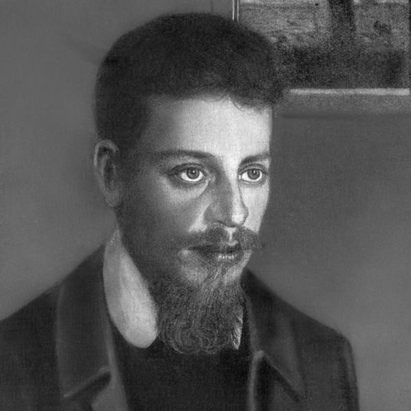 Rainer Maria Rilke's photo.