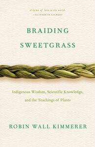 Cover of Braiding Sweetgrass