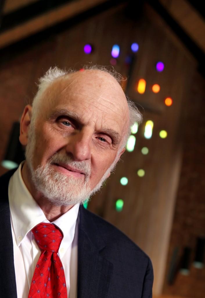 Walter Brueggemann — The Prophetic Imagination | The On Being Project - The  On Being Project