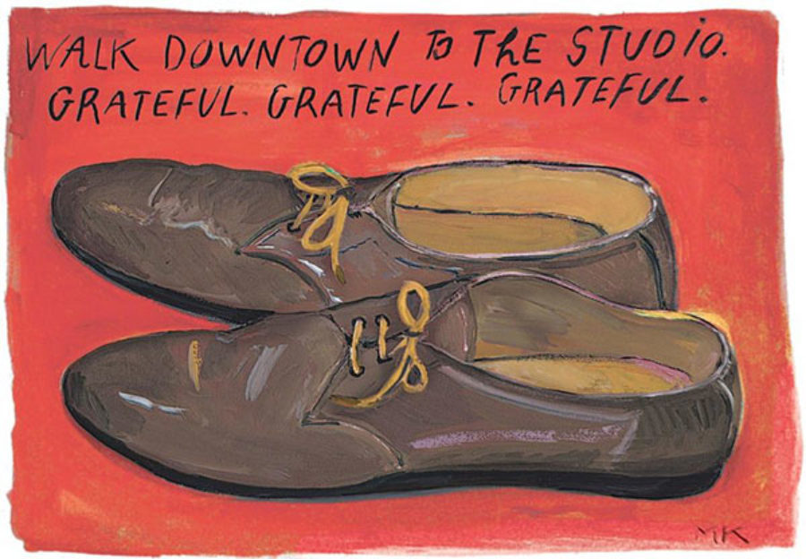 Maira Kalman — Daily Things to Fall in Love With - The On