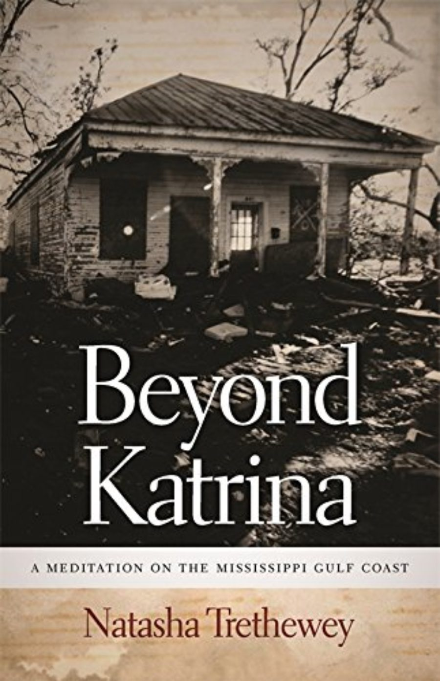Cover of Beyond Katrina: A Meditation on the Mississippi Gulf Coast (Sarh Mills Hodge Fund Publications)