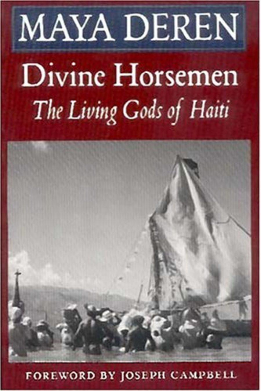 Cover of Divine Horsemen: The Living Gods of Haiti