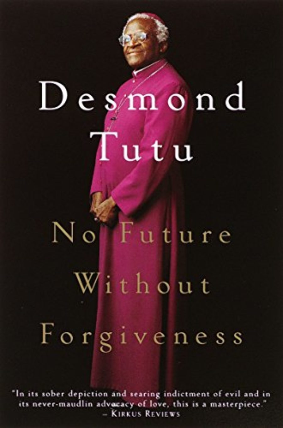 Cover of No Future Without Forgiveness