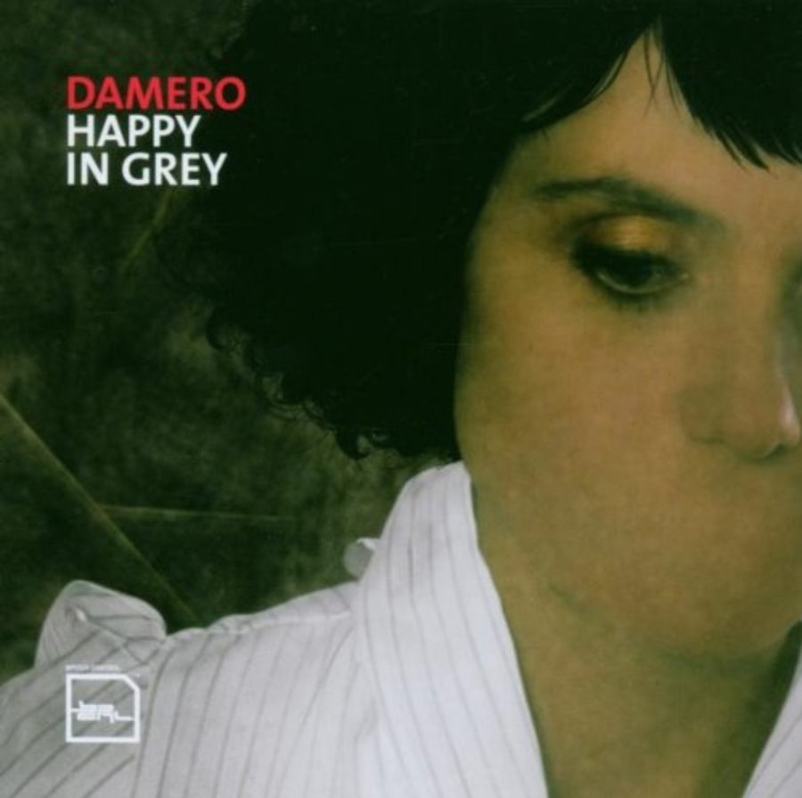 Cover of Happy in Grey