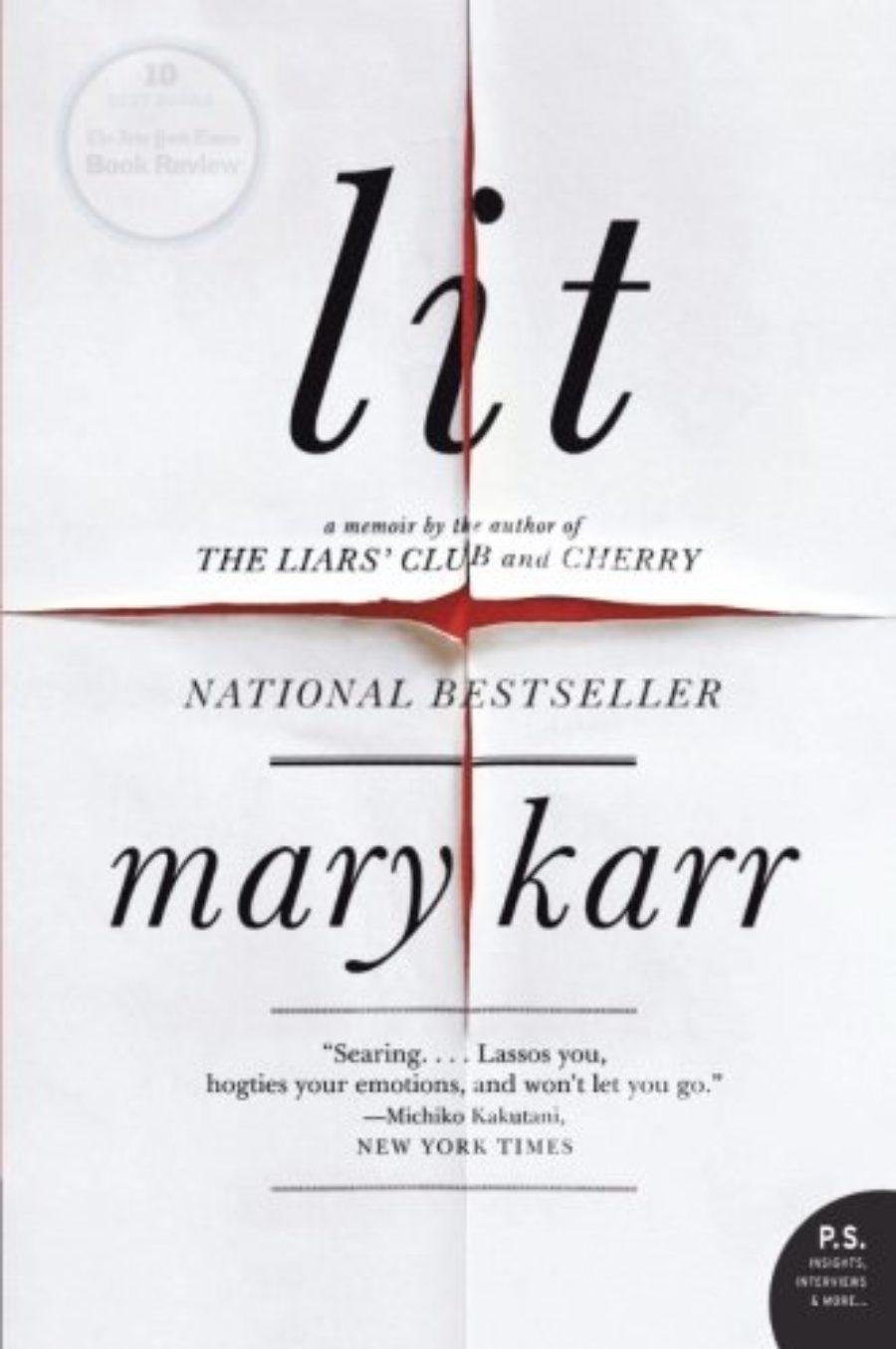 Cover of Lit: A Memoir (P.S.)