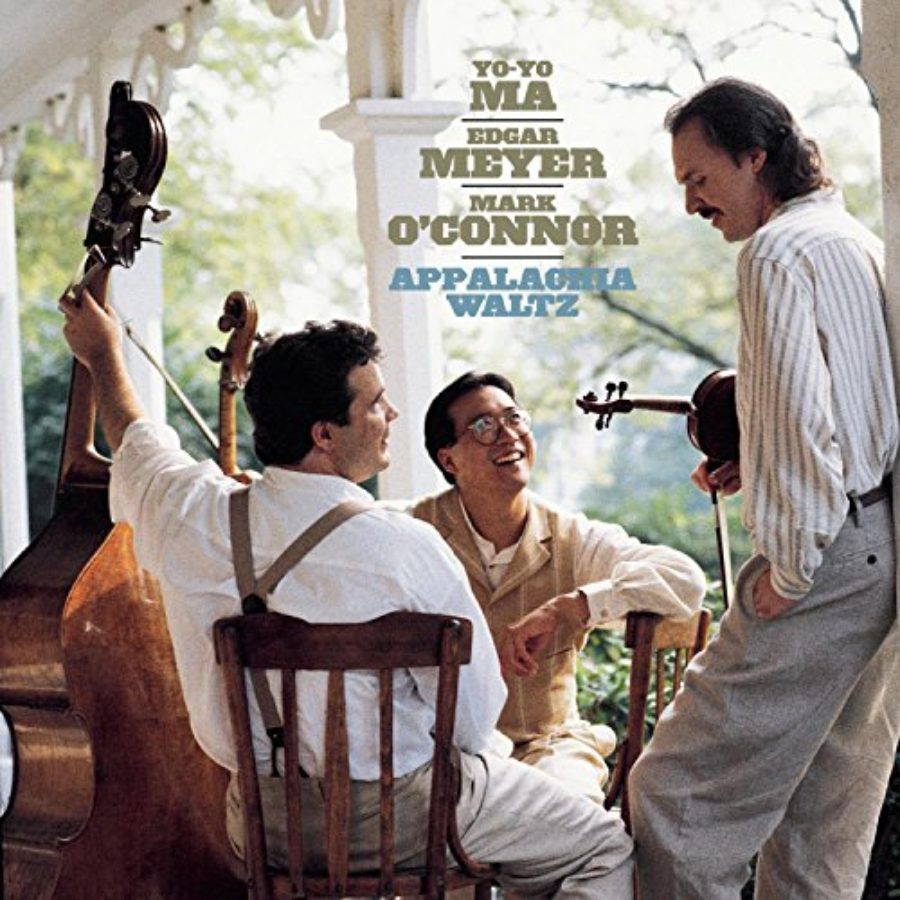 Cover of Appalachia Waltz