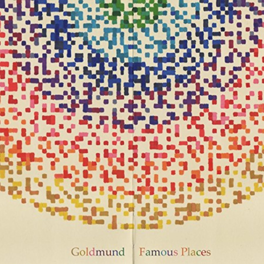 Cover of Famous Places