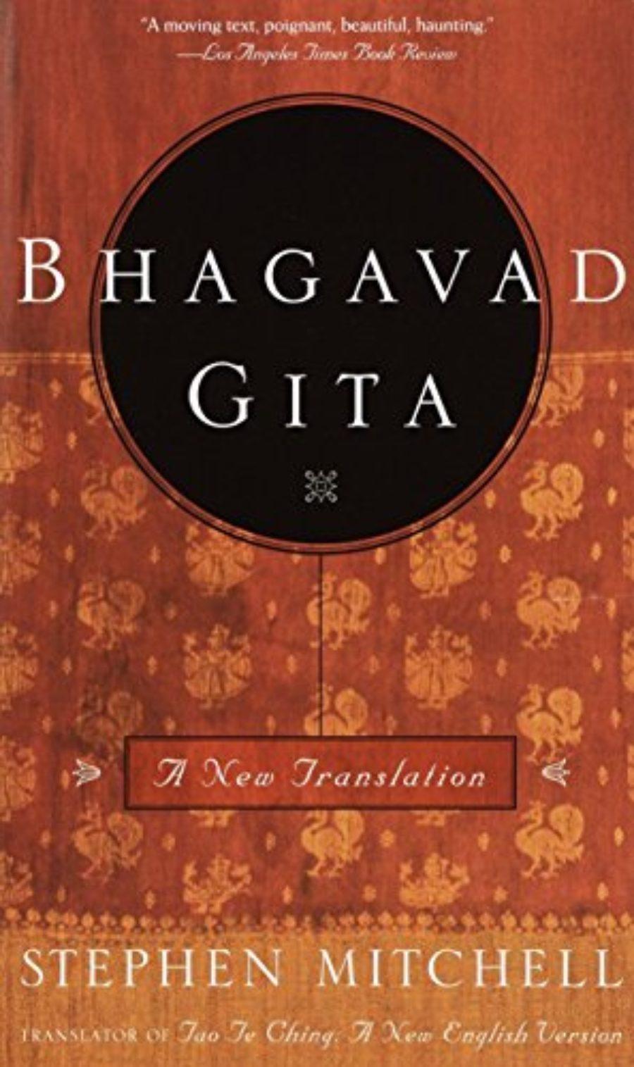 Cover of Bhagavad Gita: A New Translation