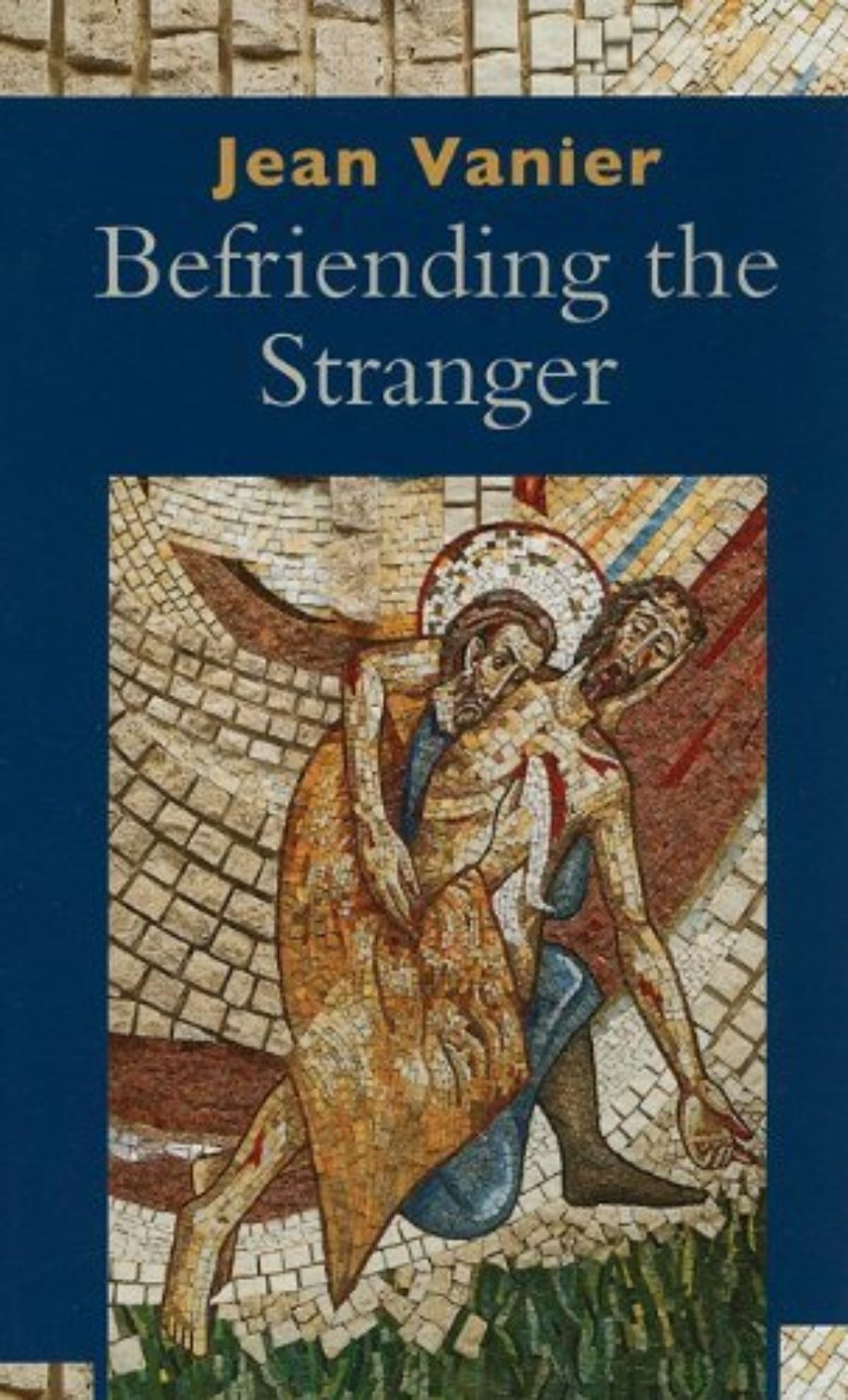 Cover of Befriending the Stranger