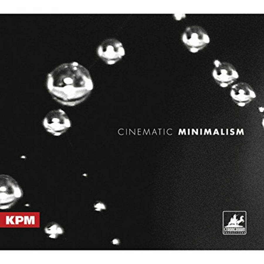 Cover of Cinematic Minimalism