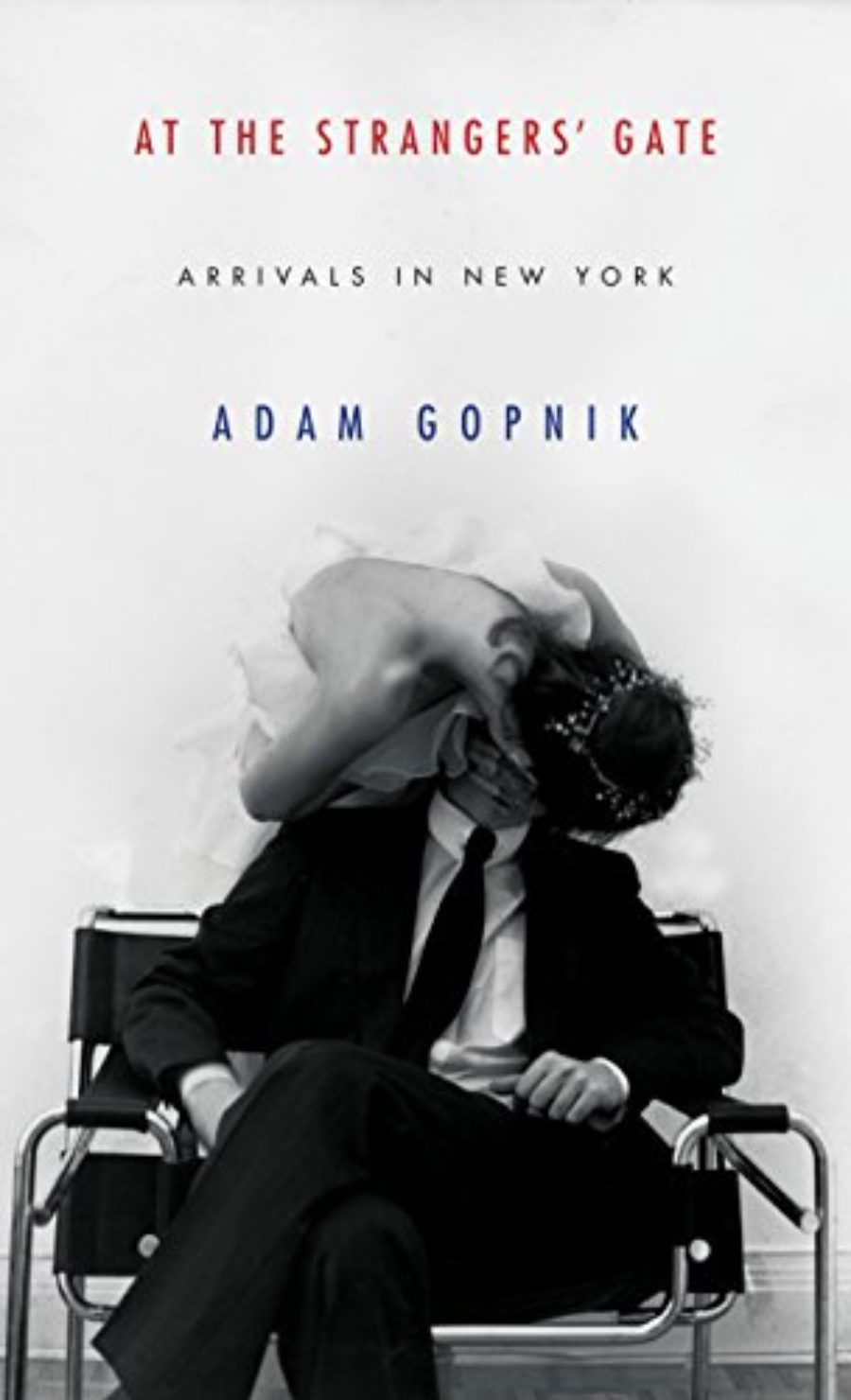 Cover of At the Strangers' Gate: Arrivals in New York