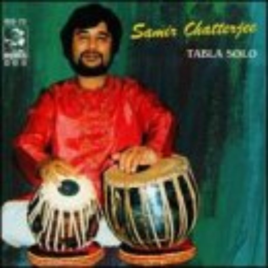 Cover of Tabla Solo