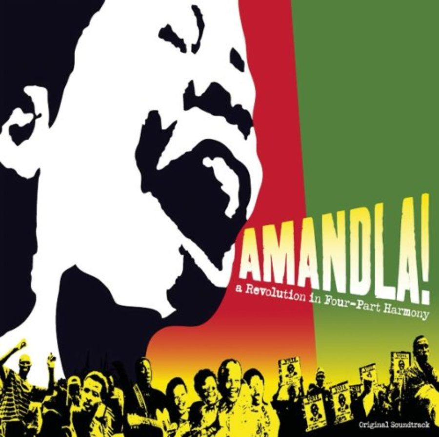 Cover of Amandla! A Revolution in Four-Part Harmony