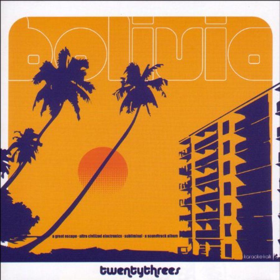 Cover of Bolivia