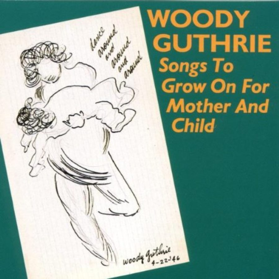 Cover of Songs To Grow On For Mother And Child