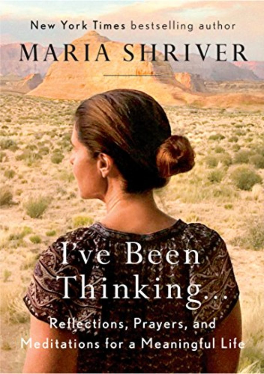 Maria Shriver Finding My I Am The On Being Project