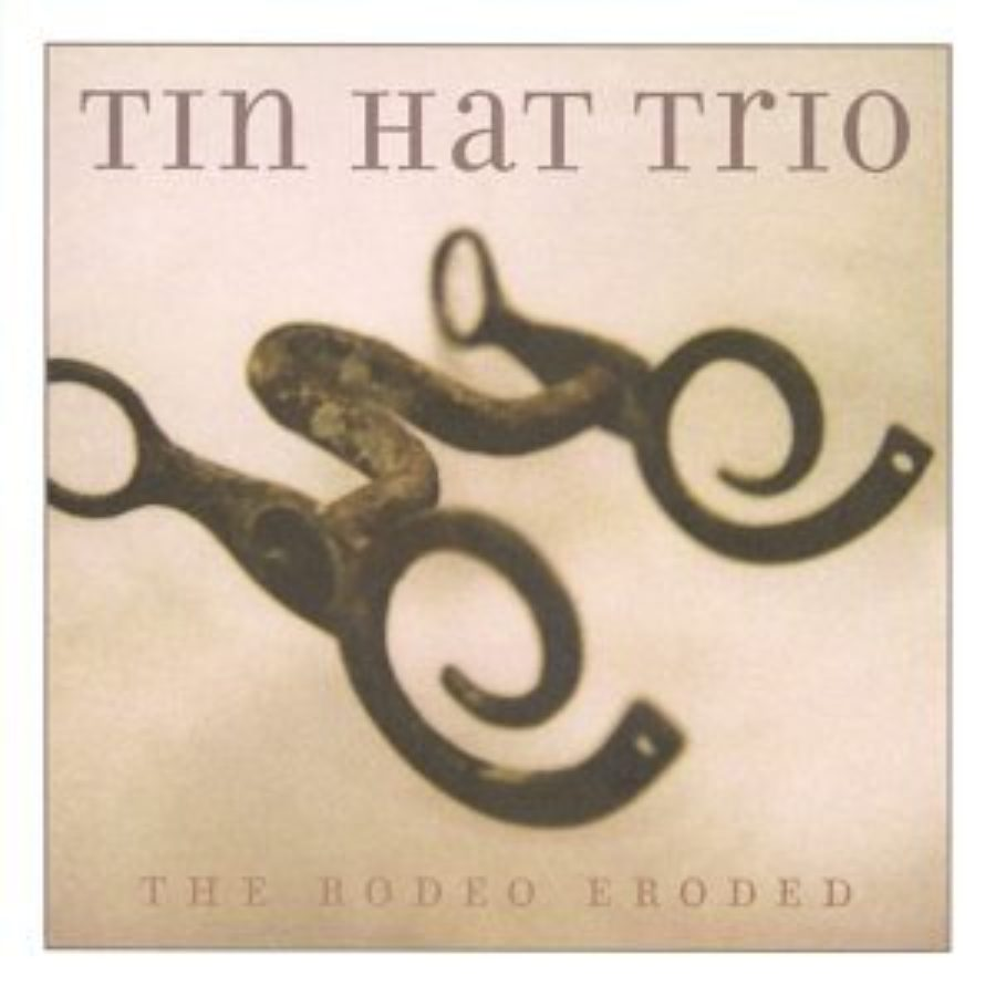 Cover of The Rodeo Eroded