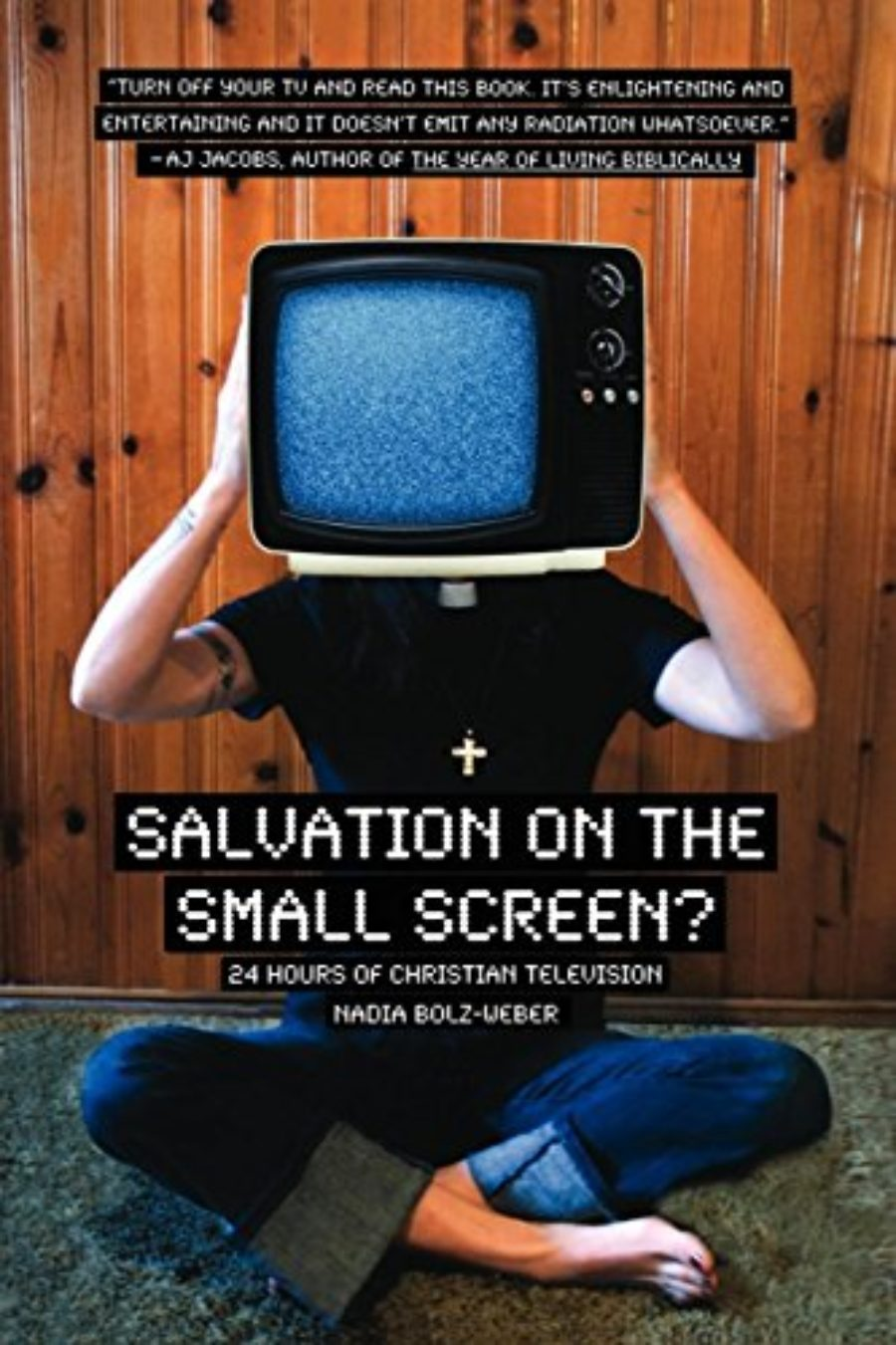Cover of Salvation on the Small Screen? 24 Hours of Christian Television