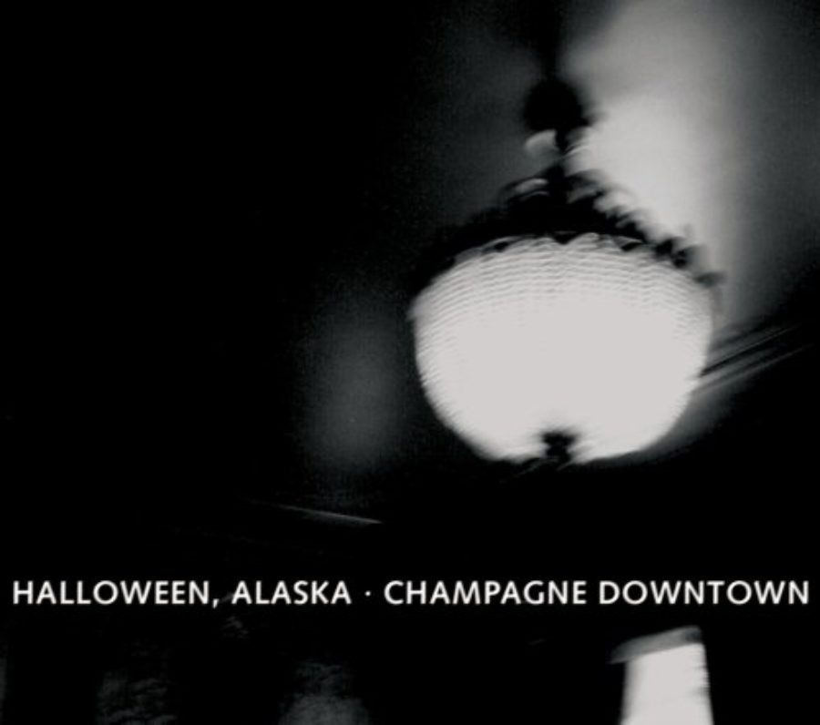 Cover of Champagne Downtown
