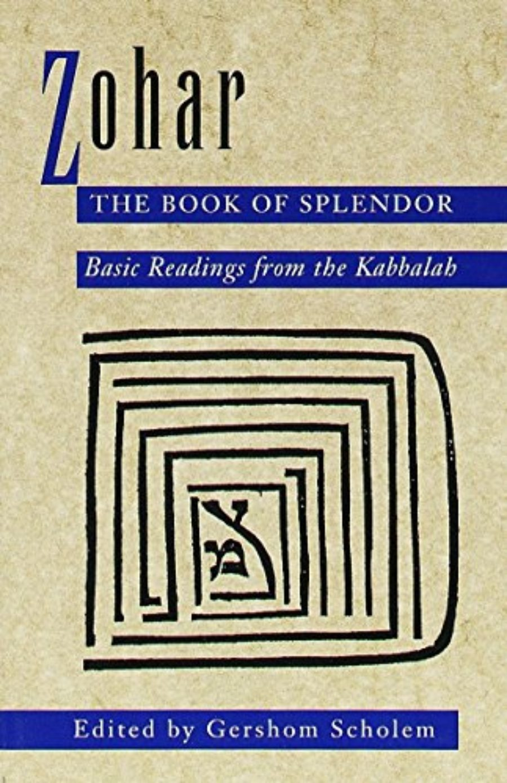 Cover of Zohar: The Book of Splendor: Basic Readings from the Kabbalah