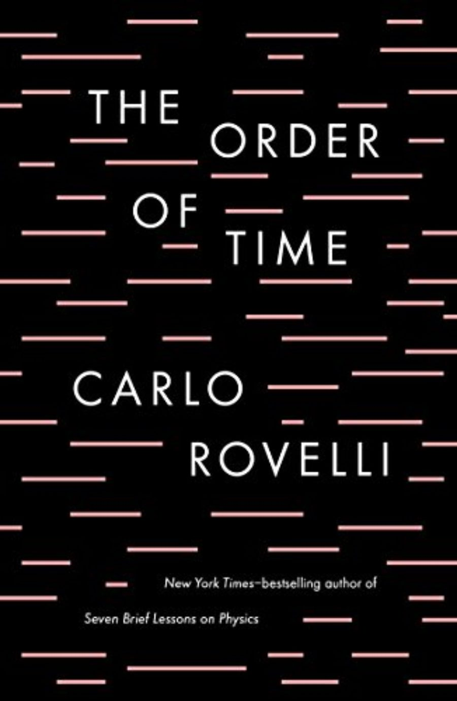 Cover of The Order of Time