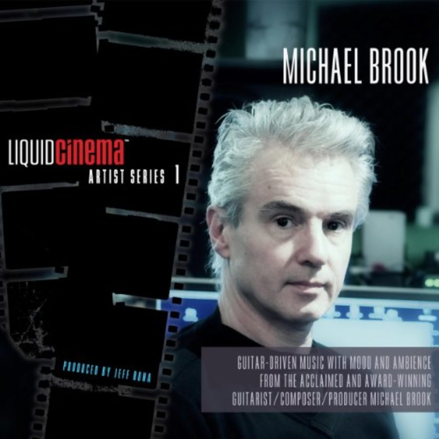 Cover of Michael Brook