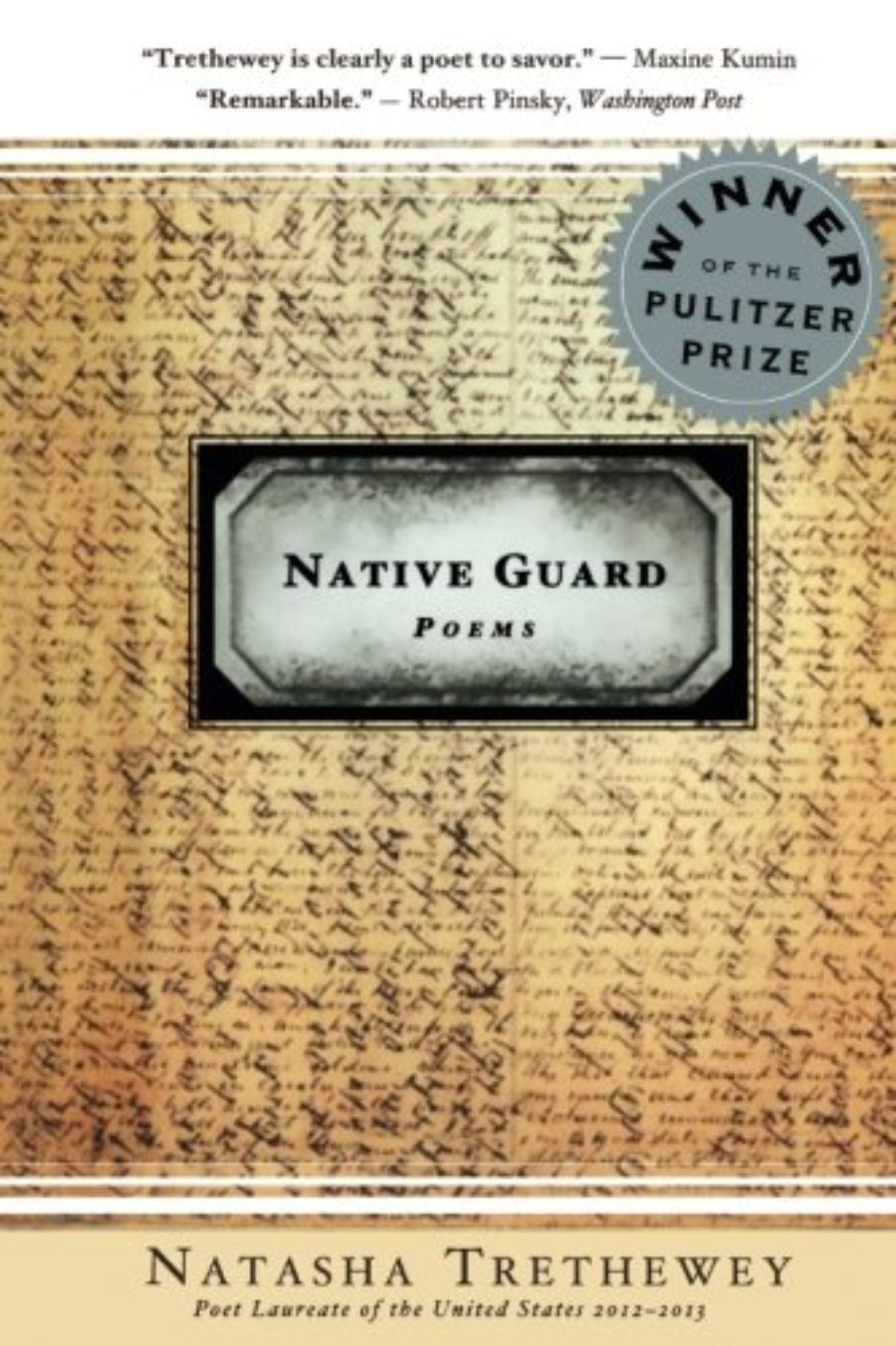 Cover of Native Guard: Poems