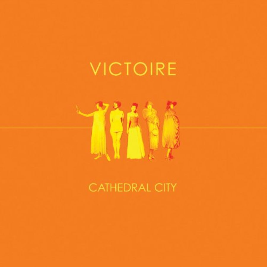 Cover of Cathedral City