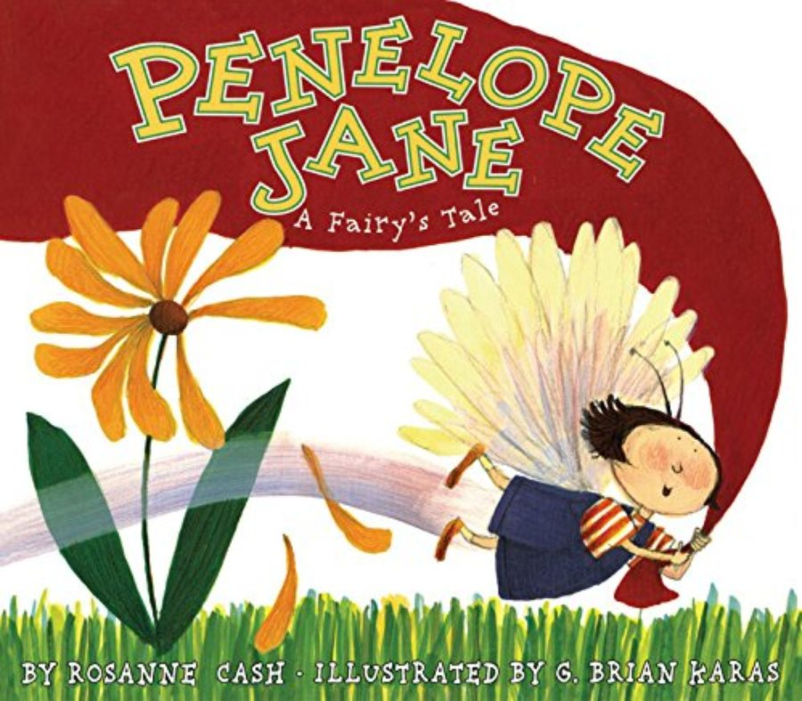 Cover of Penelope Jane: A Fairy's Tale
