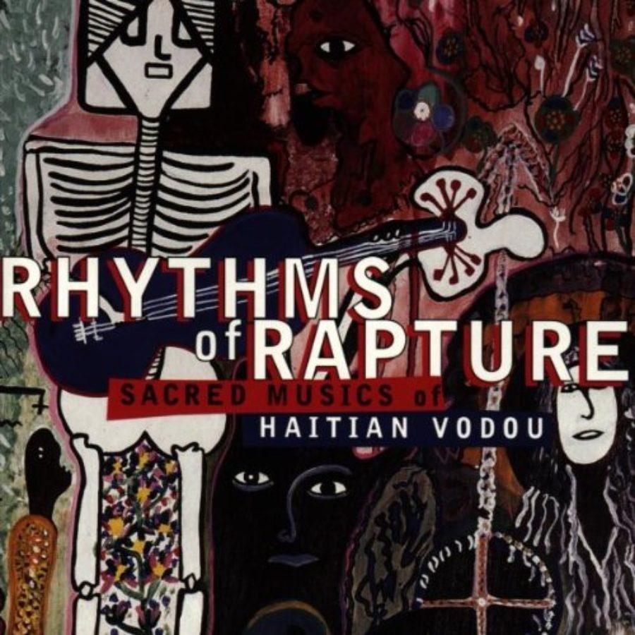 Cover of Rhythms of Rapture: Sacred Musics of Haitian Vodou