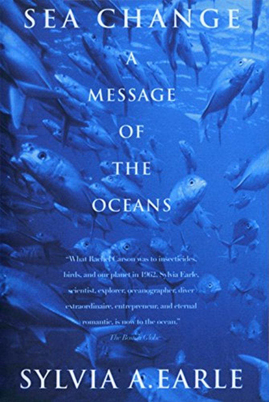 Cover of Sea Change: A Message of the Oceans