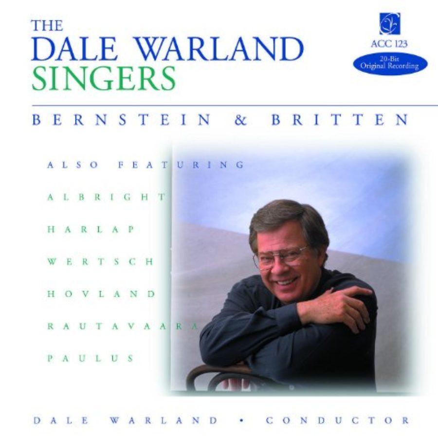 Cover of Bernstein & Britten